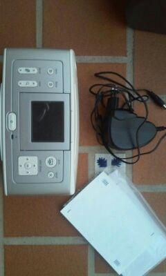 Mini Impresora Photosmart 385 HP para fotos