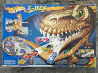 Circuito HOT WHEELS T-Rex