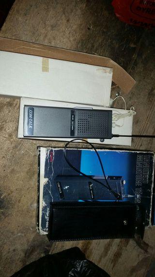2 walkie talkie nuevos a estrenar