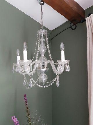 Lámpara chandelier