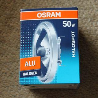 Halógenos OSRAM 50W