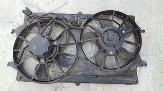 ventiladores del radiador i aire acondicionadodel ford focus