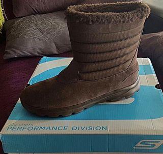 Skechers performance division botas de mujer