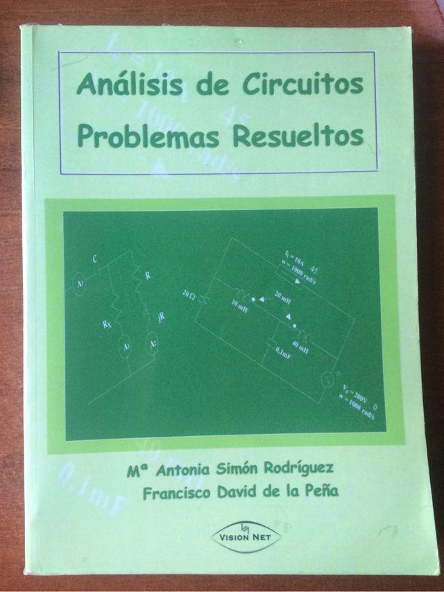 Libro Análisis de circuitos Problemas resueltos