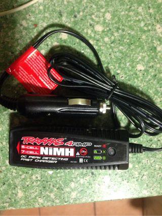 Cargador TRAXXAS RC. Bateria NIMH