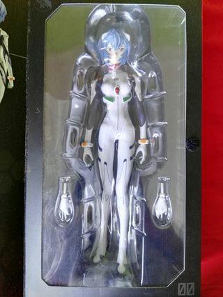 Evangelion 2.0 Rei Ayanami 12 pulgadas. Medicom.