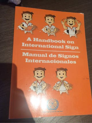 Manual internacional de signos