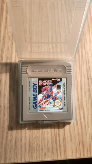 Juego Gameboy Blades of Steal