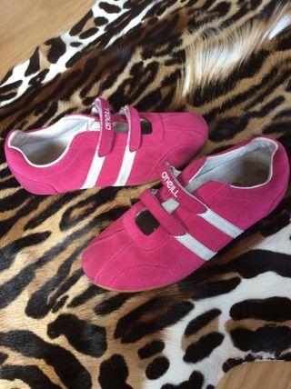 Zapatillas deportivas fucsias de Oneill