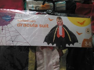 Disfraz Drácula vampiro imaginarium