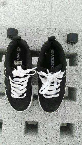 zapatillas con ruedas decathlon