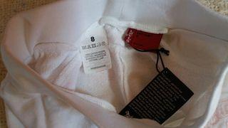 Short en coton blanc Levis Neuf