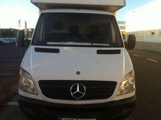 Furgón camión Mercedes