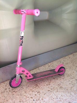 Patinete Peque Rosa Mini MGP