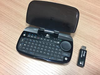 Logitech Dinovo Mini teclado Bluetooth