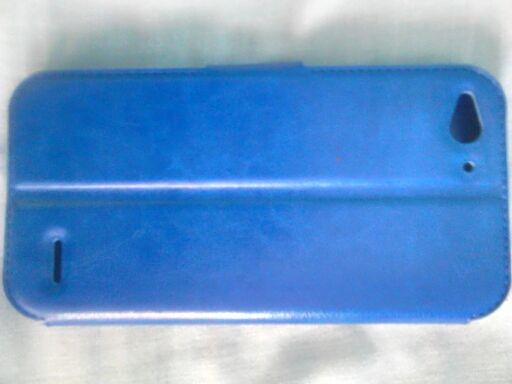"""Funda azul. Poco uso. Movil de 5'5"""""""