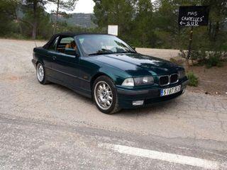 BMW 318 descapotable cabrio serie 3