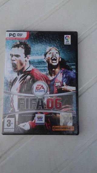 Fifa 2006 pc