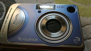 Cámara fotos fujimilm a510