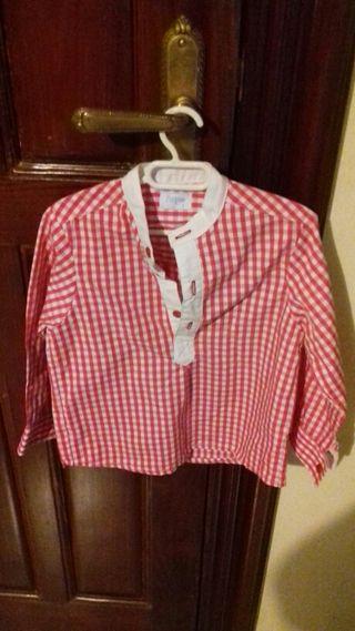 camisa de foque