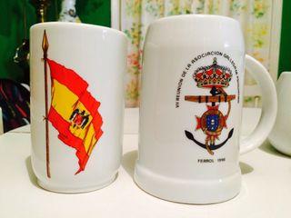 Mugs coleccionables