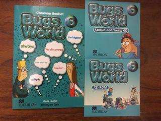 Bugs world6. Grammar booklet./ edit. Macmillan.