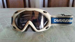 Gafas de esqui marca Carrera
