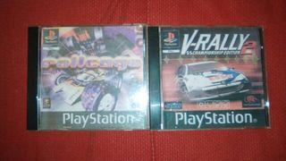 Rollcage y V Rally 2