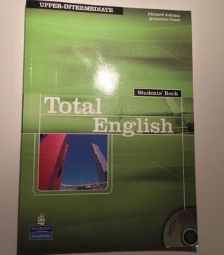 Libro Inglés Total English