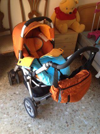 Carro bebé Jané Nomad