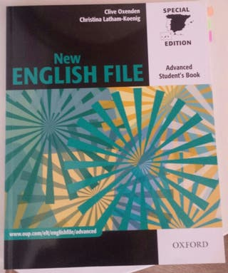 New English File advanced pack NUEVOS