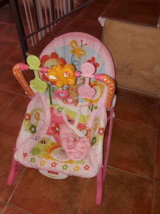 Balancín fisher price