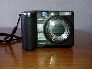Camara de fotos digital
