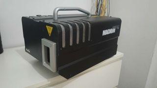 Maquina de humo hazer