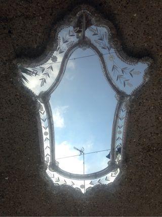 Espejo Estilo Rococo