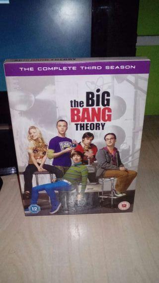 The big bang theory 3 temporada completa