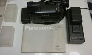 VINTAGE - Camara de video PANASONIC NV-S5E