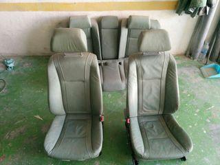 Asientos bmw e65 serie 7