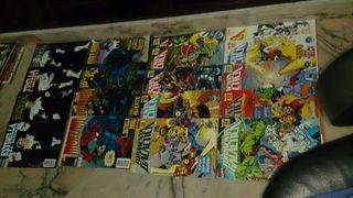 Comics series limitadas