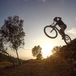 Classes de trial amb bici