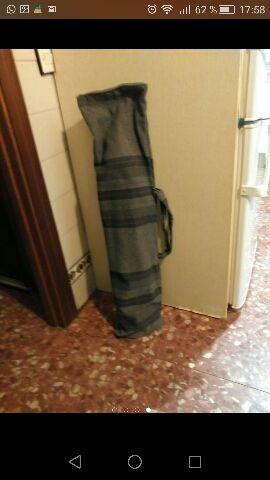 Tripode de tres patas de acero inoxidable basculan