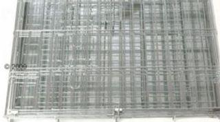 Jaula plegable- 109 x 69 x 75 cm (L x An x Al)