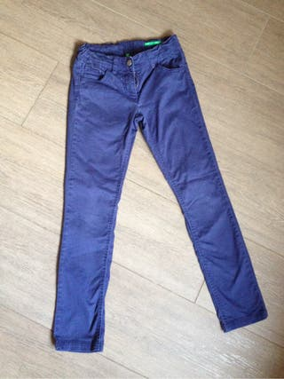 Pantalón niña Benetton T8-9