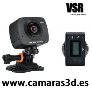 Camaras VSR de grabación REALIDAD VIRTUAL
