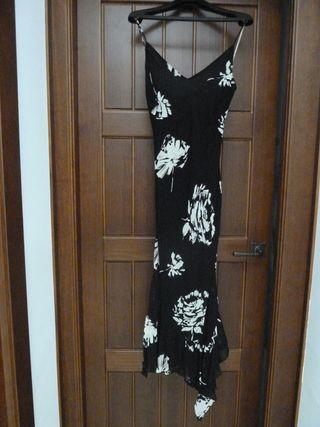 Vestido negro El Corte Inglés