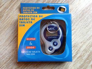 Protector datos tarjetas SIM