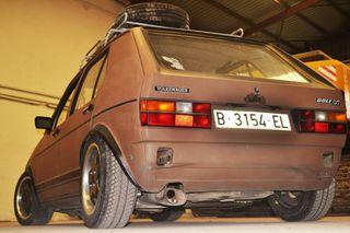 REBAJADO!! VW Golf mk1 1.6 diesel