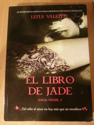 El libro de Jade. Saga Vanir 1