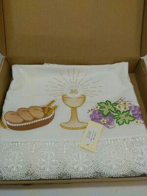 Mantel altar mayor