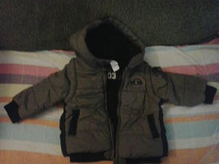 Lote de ropa niño talla 6-9 meses (74 cm)